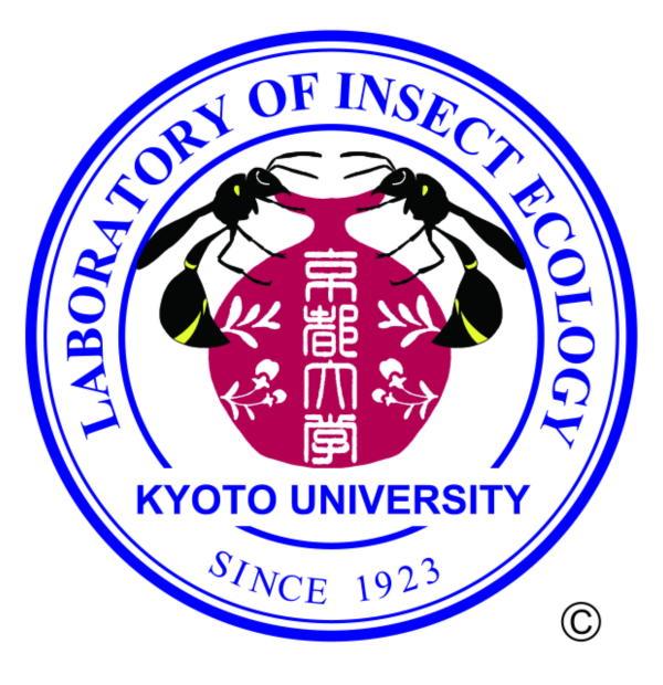 京都大学大学院 昆虫生態学研究室 - 京大昆虫研HP